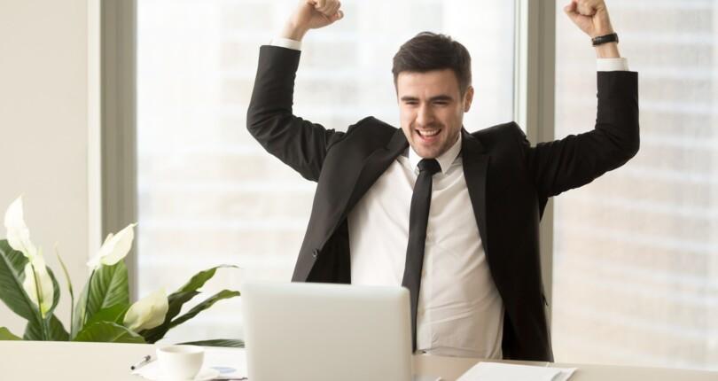 Da agente immobiliare a imprenditore di successo